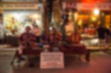 シェムリアップ パブストリート pub street siemreap アンコールワット