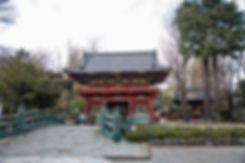 NEZU 根津 神社 Shinto shrine