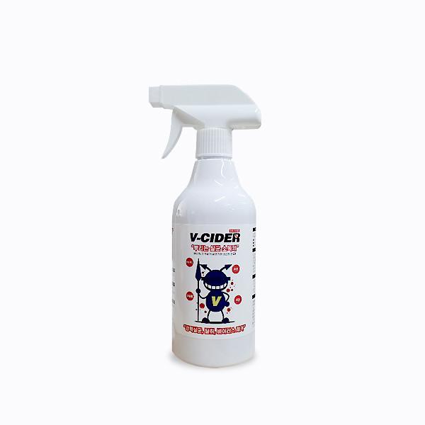 V-CIDER Sterilizing Disinfectant 500ml