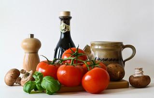 Alimentação saudável e suas repercussões no humor.