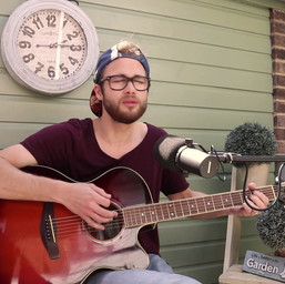 Let Her Go // Passanger //Cover by David Bindon