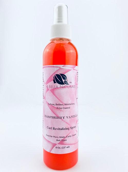 Raspberry Vanilla Curl Revitalizing Spray