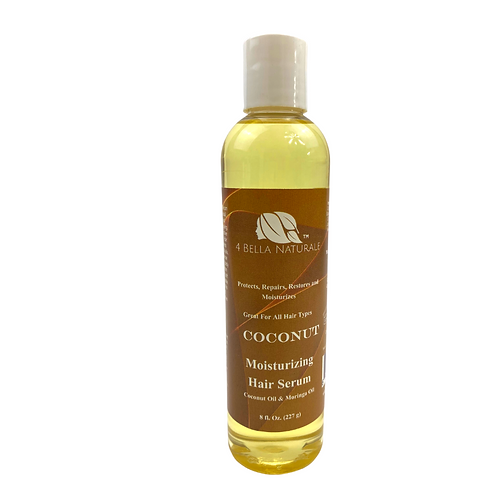 Coconut Moisturizing Hair Serum