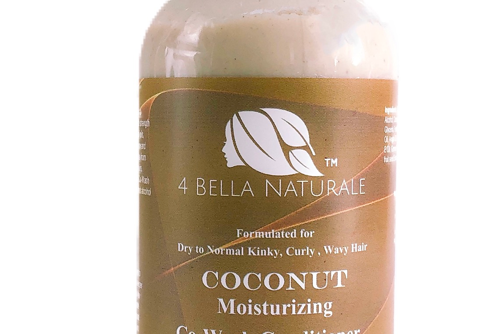 Coconut Moisturizing Co-Wash Cleansing Conditioner
