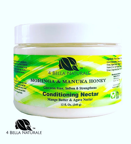 Moringa & Manuka Honey Conditioning Nectar