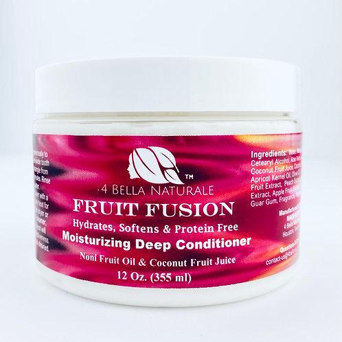 Fruit Fusion Deep Conditioning Hair Mask 12oz jar