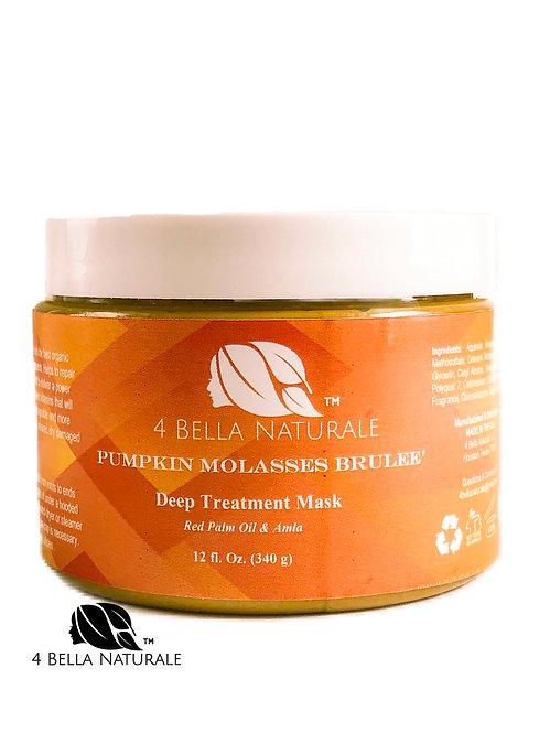 Pumpkin Molasses Brulee Deep Treatment Mask