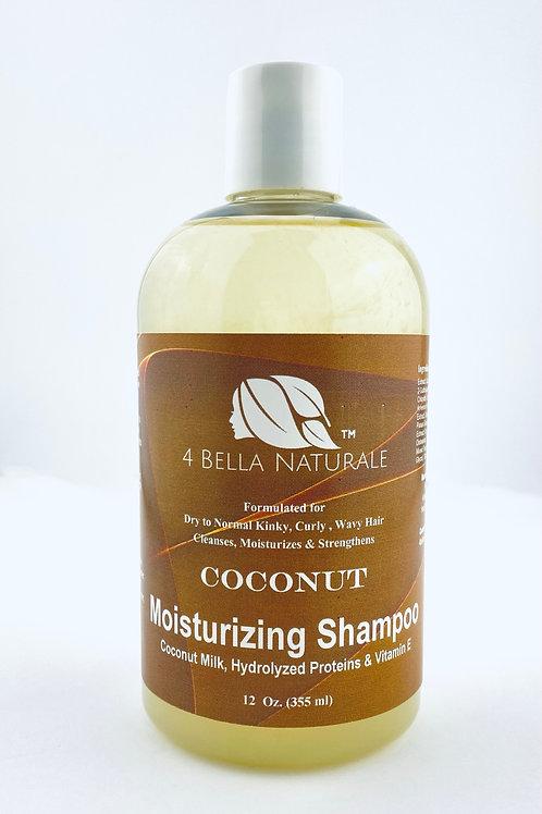 Coconut Moisturizing Shampoo