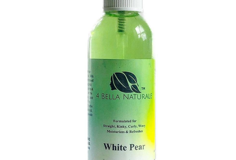 Moisturizing Hair Perfume, Handcrafted, Natural, Organic