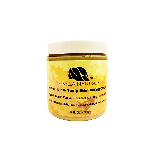 Black Tea Herbal Hair & Scalp Cream