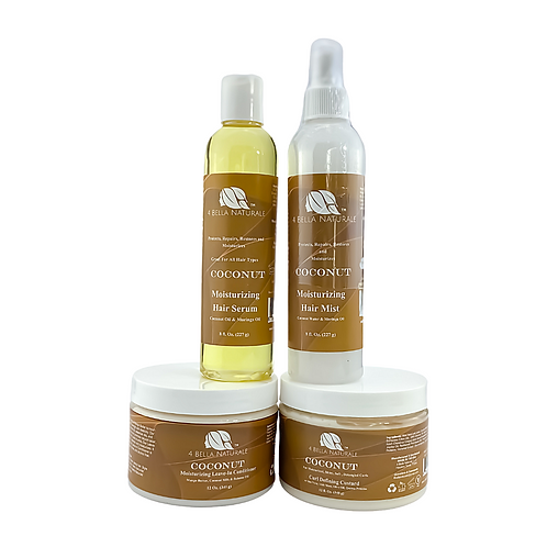 LOC/LCO Coconut Moisturizing Kit