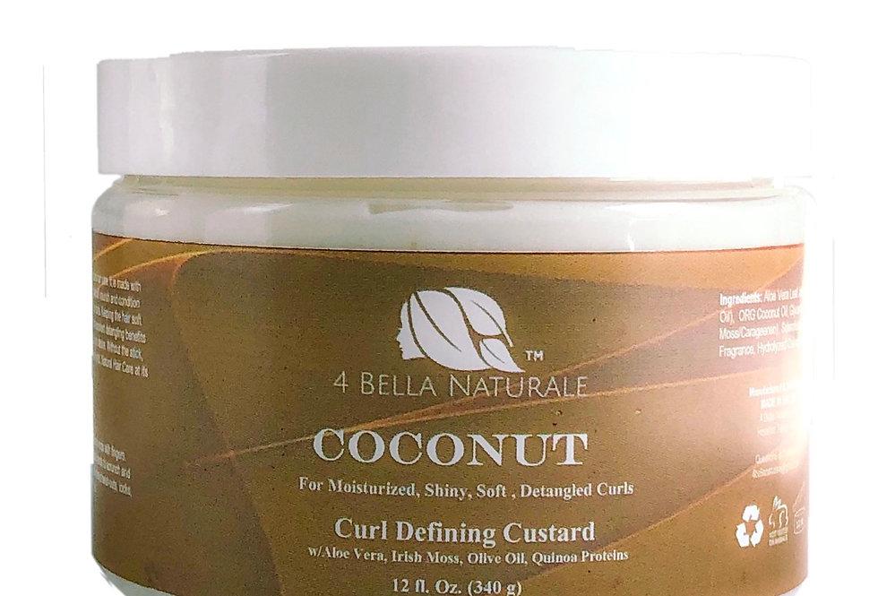 Coconut Moisturizing Curl Defining Custard