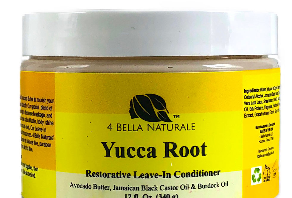 Yucca Root Restorative Leave-In Conditioner