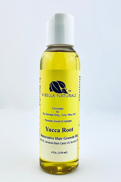 Yucca Root Restorative Hair Growth Oil