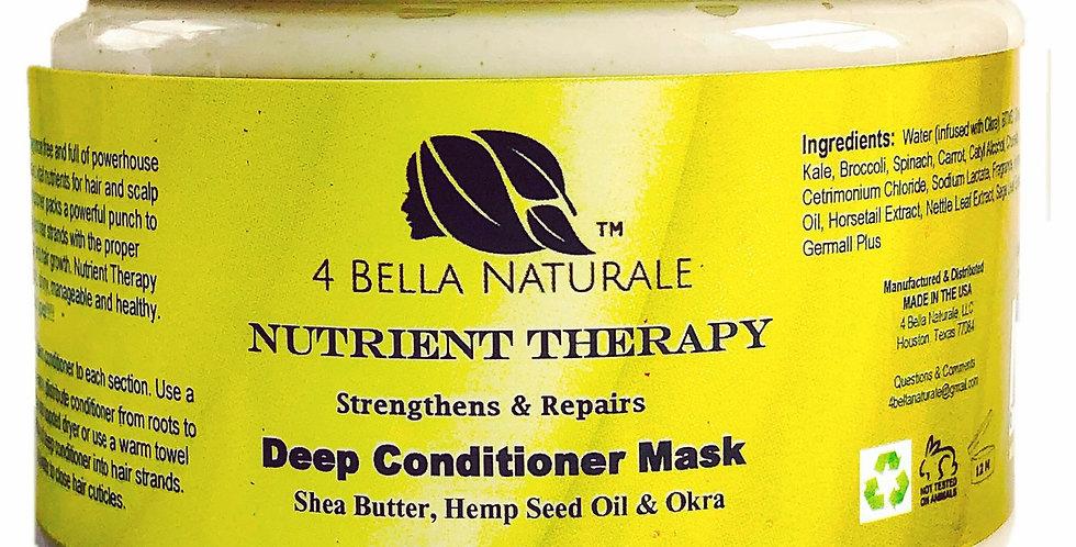Nutrient Therapy Deep Conditioner 12oz Jar