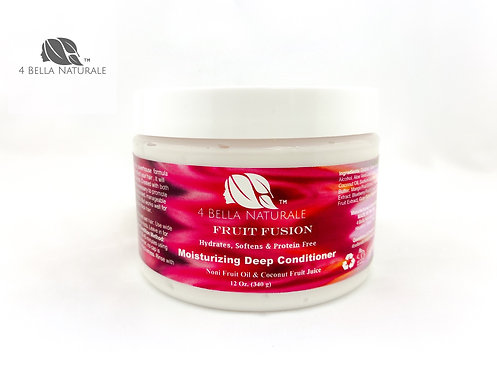 Fruit Fusion Deep Conditioning Hair Mask 12oz jar