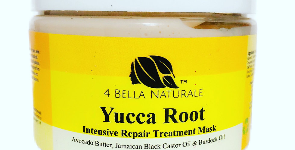 Yucca Root Intensive Repair Treatment Hair Mask