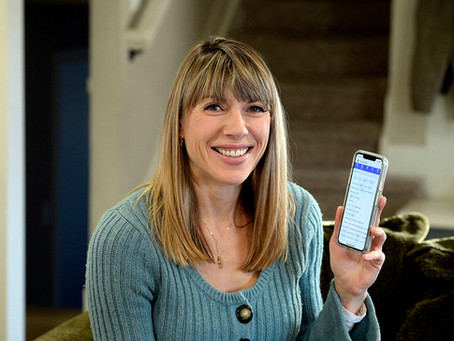LOCAL NEWS: Loveland mom creates app to help with co-parenting communication