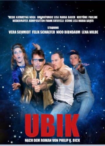 UBIK Poster
