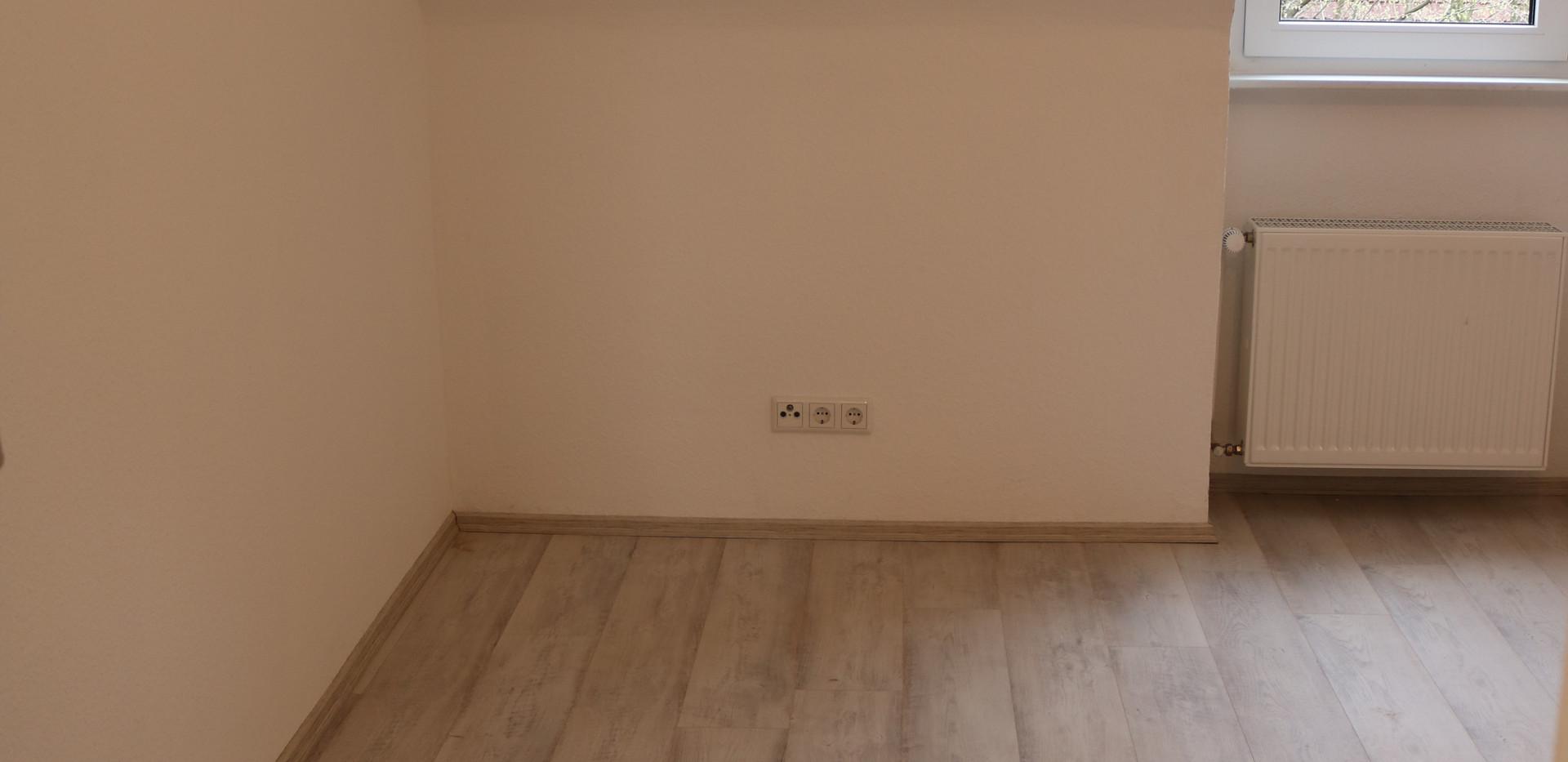 Modernisierte 2 1/2 Zimmer-Wohnung im gepflegten Mehrfamilienhaus