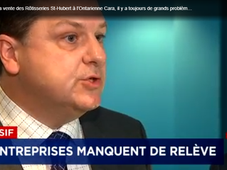 EXCLUSIF | Les entreprises manquent de relève au Québec