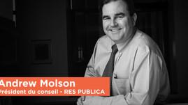 Le compte à rebours pour la conférence inspiration avec Andrew Molson a commencé!