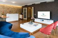 Modern and stylish clinics