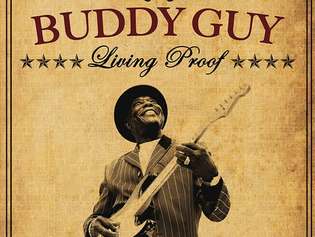 "Buddy Guy e ""la prova vivente"" che il Blues è vivo e vegeto"