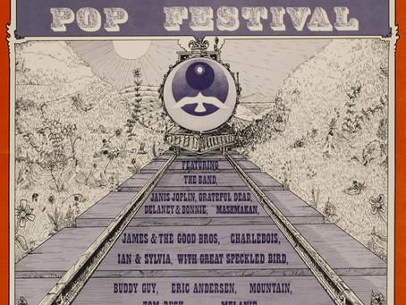 Festival Express: il treno della felicità