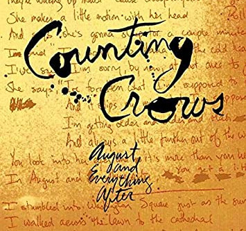 August and Everything After: il malinconico rock alternativo dei Counting Crows