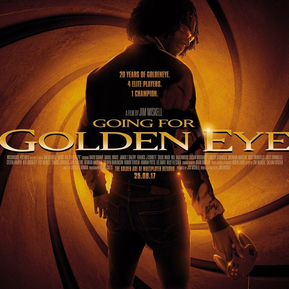 Going for Golden Eye film review