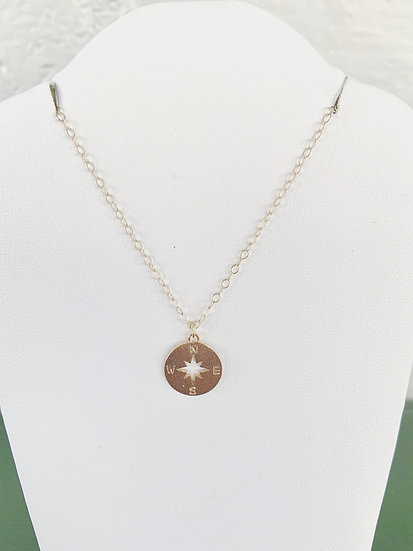 Adventure is Out There Necklace