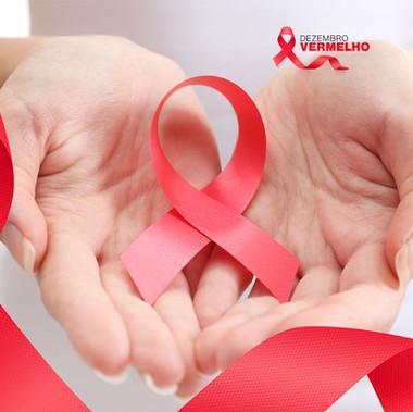 DEZEMBRO VERMELHO: PREVENÇÃO E CONSCIENTIZAÇÃO DA AIDS E ISTS