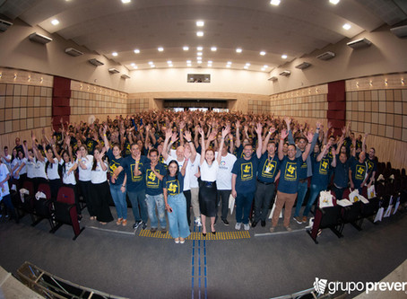 Convenção Grupo Prever Sul 2019