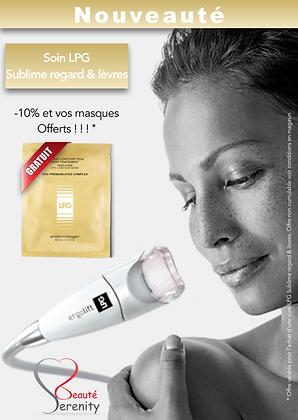Cure LPG Sublime regard & lèvres*