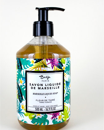 Savon Liquide de Marseille Moana