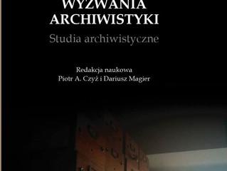 Wyzwania archiwistyki