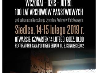 II Siedleckie Spotkania Archiwoznawcze