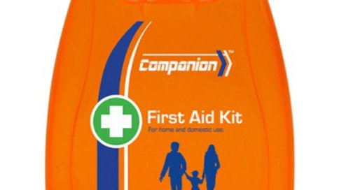 Basic Home First Aid Kit