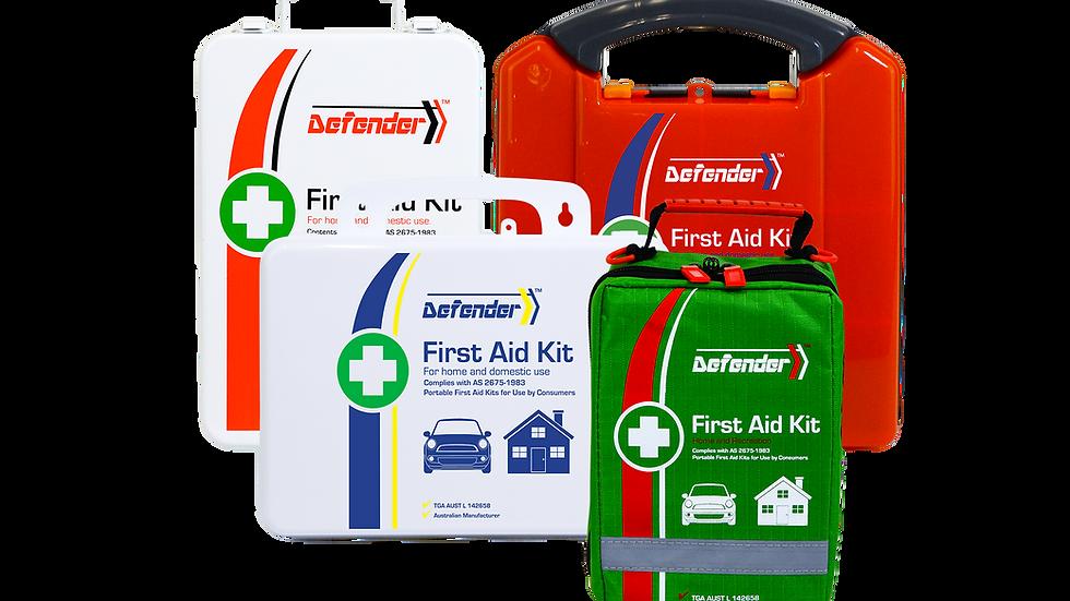 Advanced Home First Aid Kit