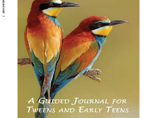 Bird Journal: A Guided Journal for Tweens and Early Teens