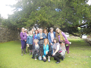 Women's Sacred Site Tour of Ireland