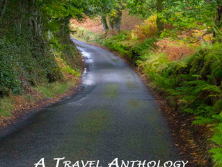 New Book! Here, There, and...Everywhere: A Travel Anthology
