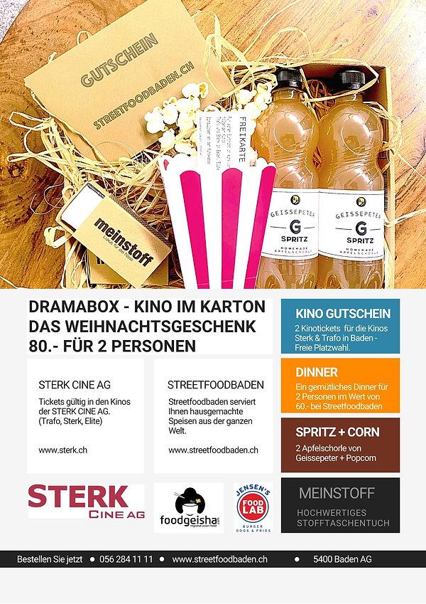 DRAMABOX - KINO IM KARTON Das Weihnachts