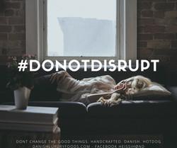 donotdisrupt
