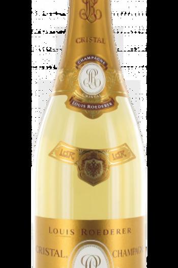 Crystal Roederer Champagner