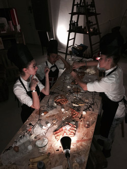 waffle laboratory