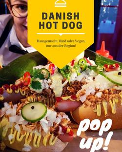 dänische hot dog