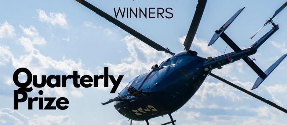 Winning Wednesday-June 30-Quarterly Winner!