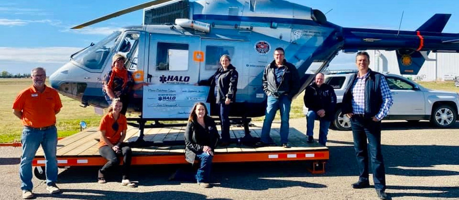Plains Midstream Canada Supports HALO!